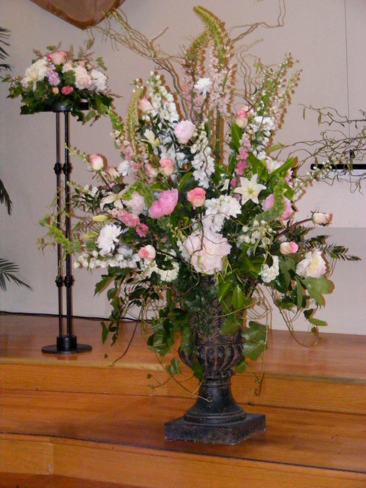 Floral Silk Arrangements For Home