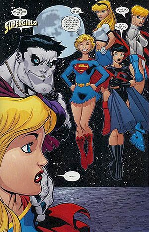 superman and darkseid vs brainiac dating