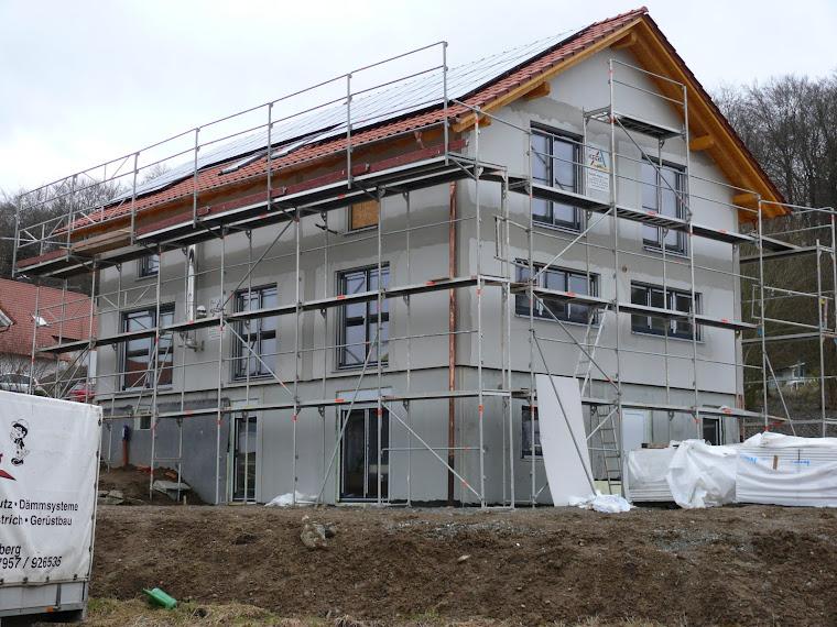 Wir Bauen Unser Haus Mit Keitel Haus Januar 2011