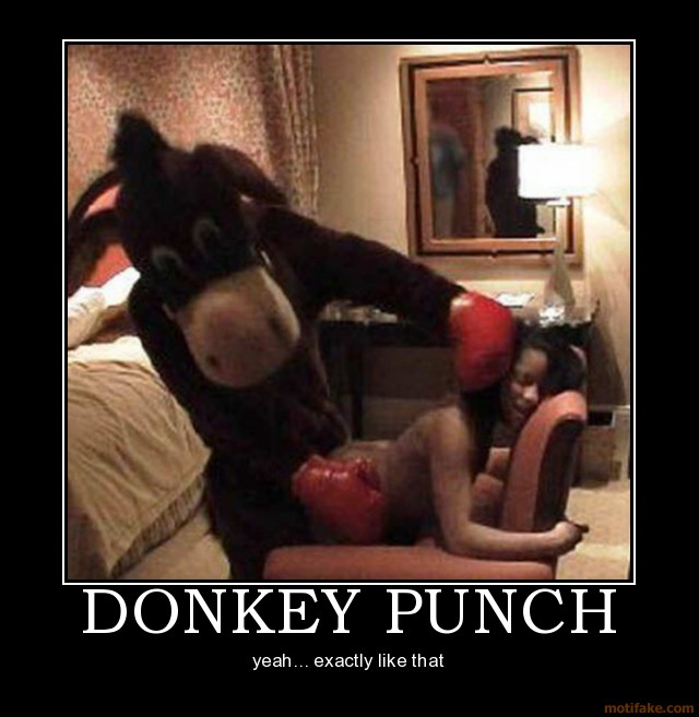 donkey punch sex movies