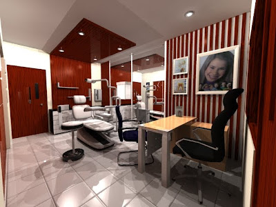 TUKANG ANIMASI Renovasi Ruang Praktek Dokter Gigi