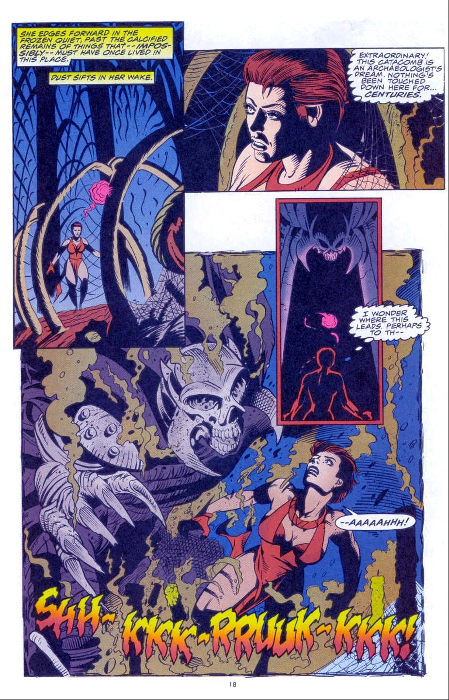 Scarlet Witch (1994) Issue #2 #2 - English 15