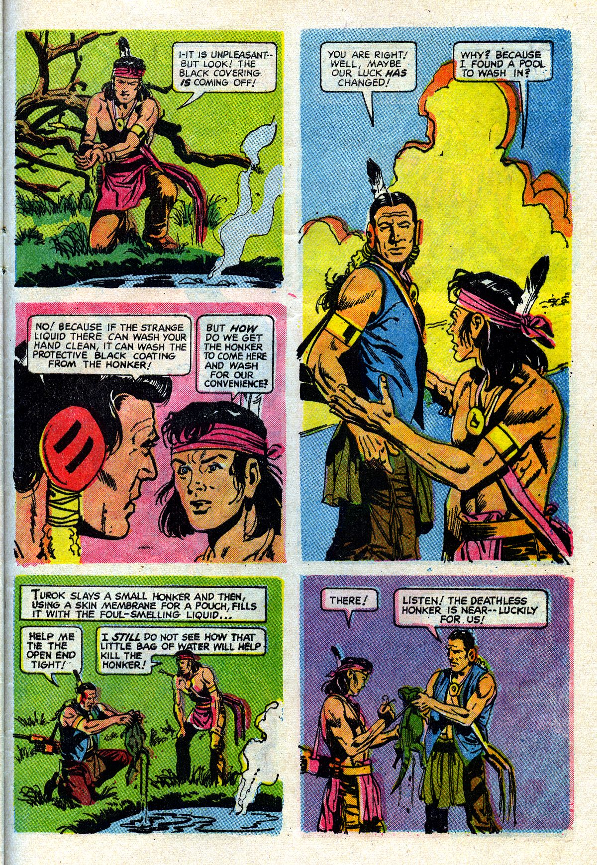 Read online Turok, Son of Stone comic -  Issue #72 - 29