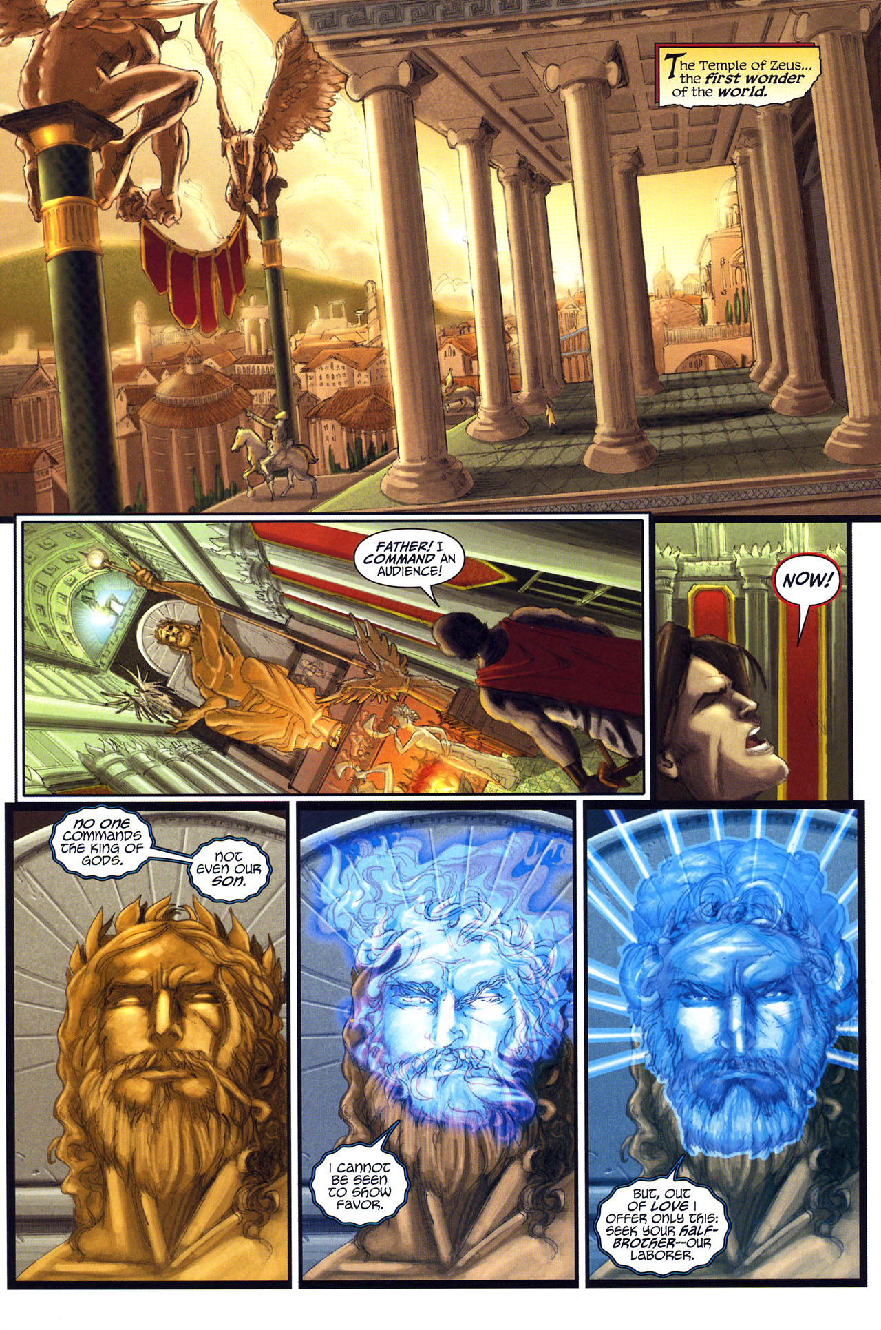 Read online Wrath of the Titans comic -  Issue #2 - 6
