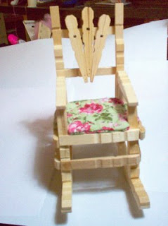 Surprising Knittingspinningsewingcrocheting Rocking Chair Made From Squirreltailoven Fun Painted Chair Ideas Images Squirreltailovenorg