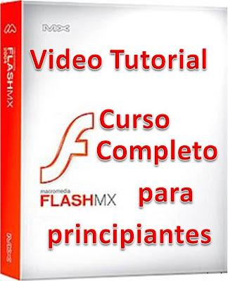 Video Tutorial de Flash para principiantes