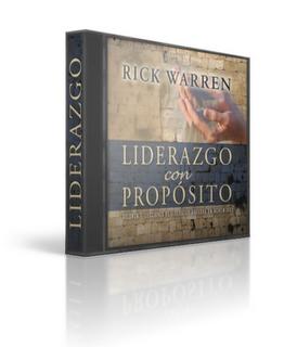 Liderazgo con Proposito – Rick Warren 6CDs [AudioLibro]