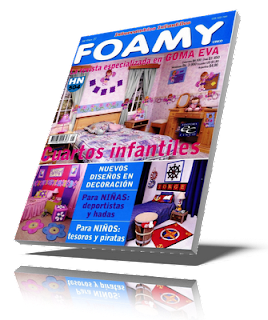 Haga Fácil – FOAMY cinco: Cuartos Infantiles