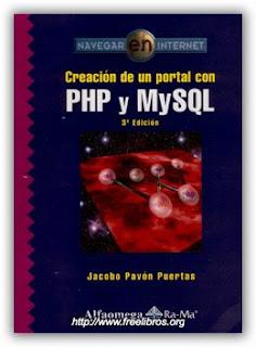 Creación de un portal con PHP y MySQL