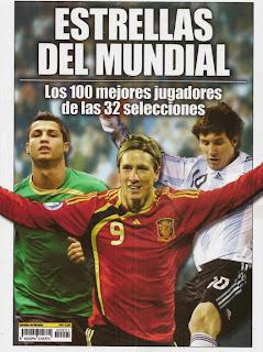 Estrellas del Mundial – Los 100 mejores jugadores de las 32 selecciones