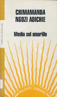 Medio sol amarillo – Chimamanda Ngozi Adichie