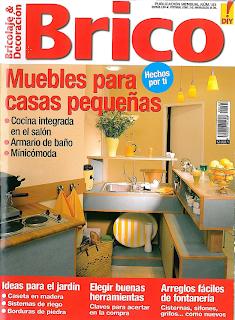 Brico Nro. 163 – Muebles Para Casas Pequeñas