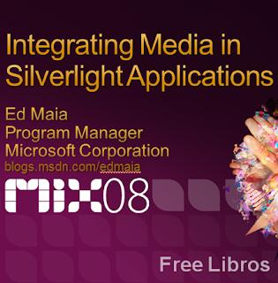 Integrating Media in Silverlight Applications (PPT + VIDEO)