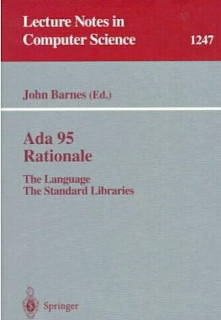 Ada 95 Rationale: The Language, The Standard Libraries