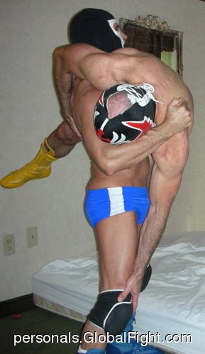 Celeb Naked Wrestling Buddies HD