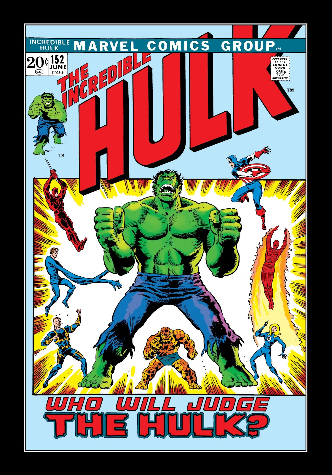Read online Marvel Masterworks: The Incredible Hulk comic -  Issue # TPB 8 (Part 2) - 74