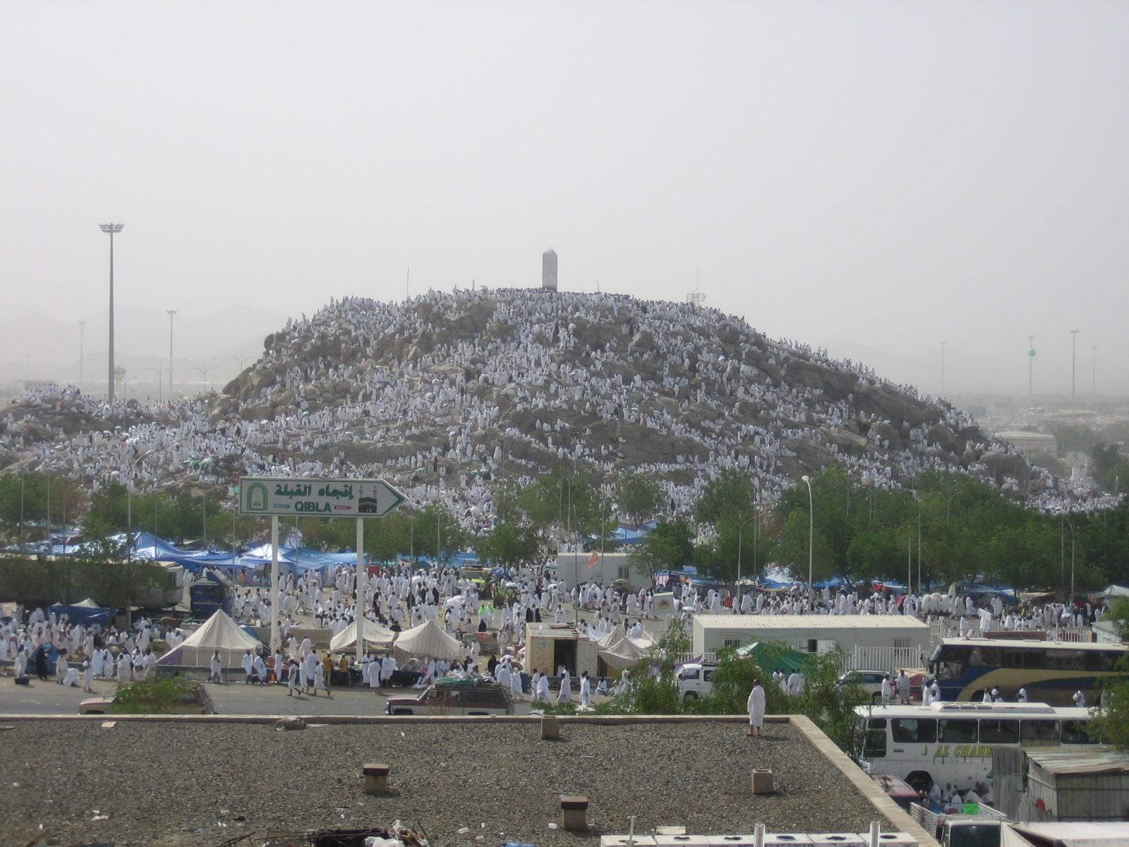 Tempat-tempat Ziarah di kota Mekkah ketika Haji/Umroh