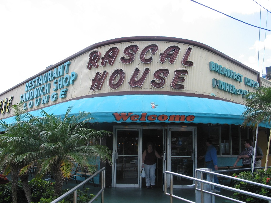 Rascal House Pizza was established in across from Cleveland State University in downtown Cleveland. From our beginnings as a place for CSU to get an affordable and tasty lunch, Rascal House has grown to become a favorite lunchtime destination throughout the Cleveland community/5(41).