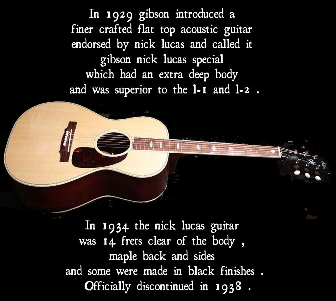 Gibson dick lucas