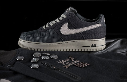 Nike has yet another special waiting for you for 2010 s Black Friday  shopping day – the Nike Sportswear AF1 Destroyer Black Pack d5e50825b60b