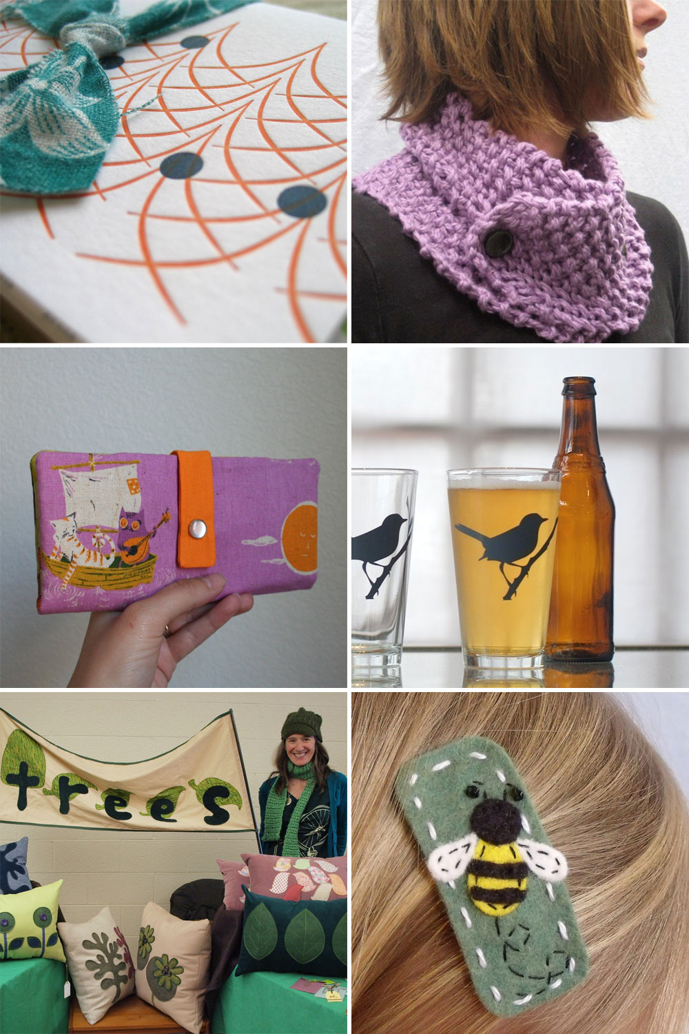 Crafty Homemade Christmas Gifts: Fancy Tiger Crafts: Holiday Handmade Craft Fair This