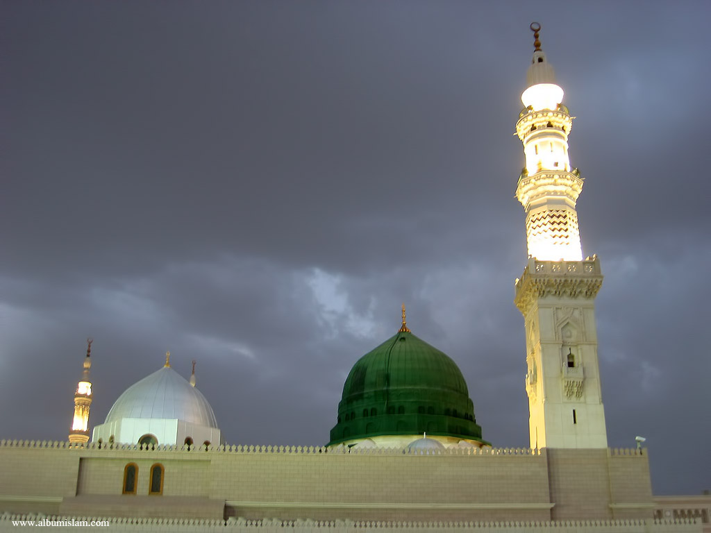 Islamic Quotes In Hindi Wallpapers World Islam Zone Madina Masjid Al Nabawi Hq Standard