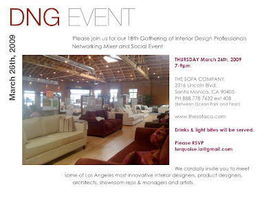 Designers Networking Group 3 15 09 3 22 09