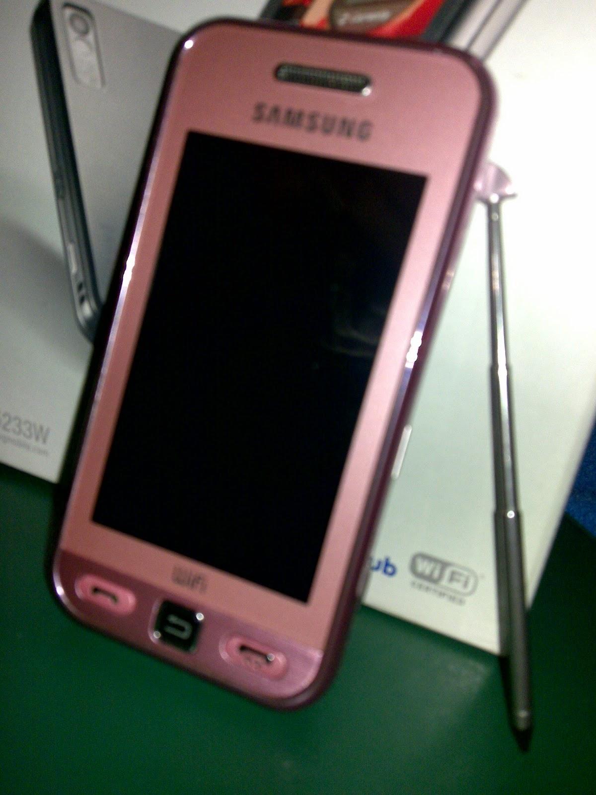 msn mobile samsung gt-s5233w