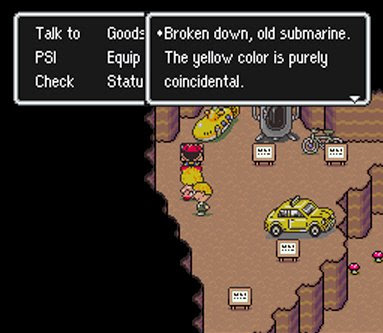 EarthBound and the Beatles (and other Beatles references in video