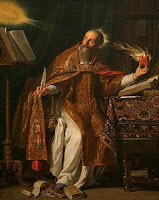 Crucial moment of inspiration and change for philosopher St. Augustine