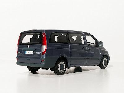 miniautohobby minibus mercedes benz vito. Black Bedroom Furniture Sets. Home Design Ideas