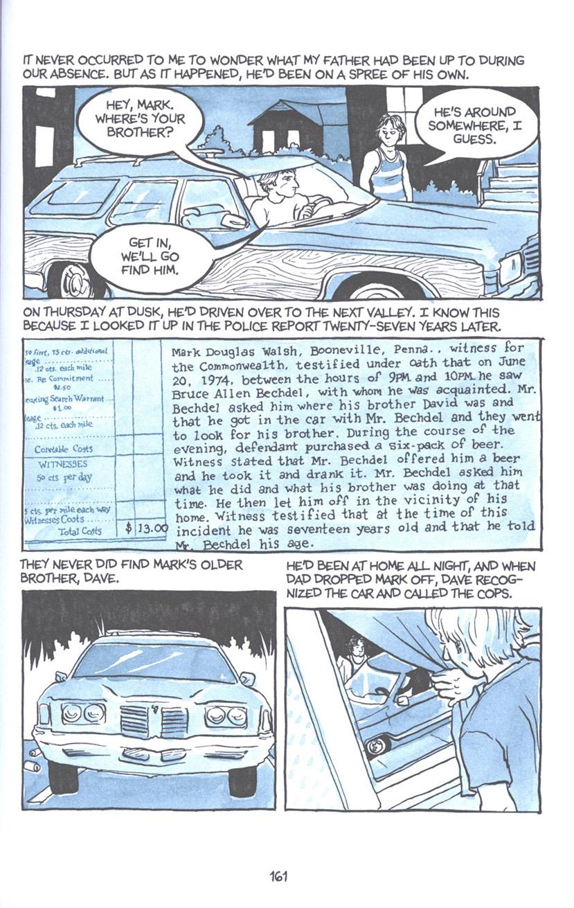 Read online Fun Home: A Family Tragicomic comic -  Issue # TPB - 167