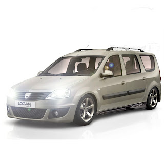 govinda car wallpaper dacia logan mcv tuning. Black Bedroom Furniture Sets. Home Design Ideas