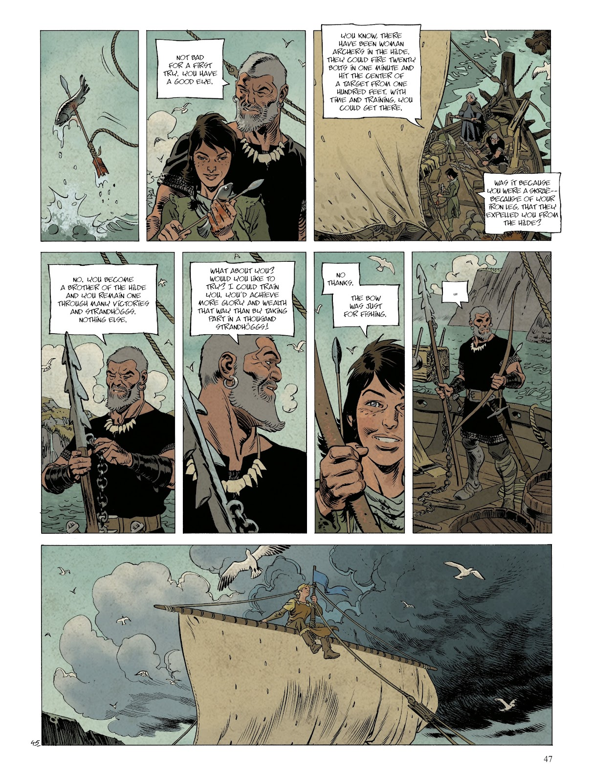 Read online Asgard comic -  Issue #1 - 49