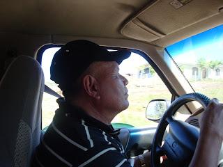 International Mission Trip Honduras - Riding with Lito in Honduras.
