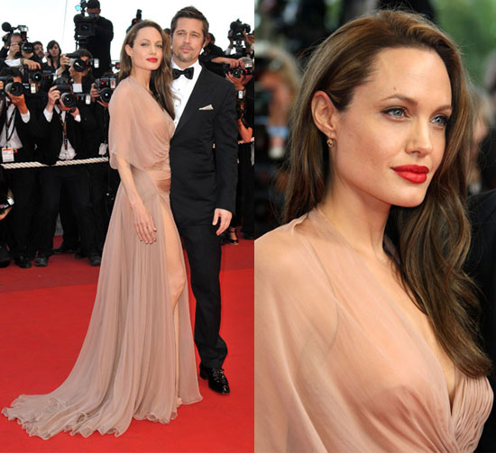 Hit It Or Quit It Red Carpet Inspiration Angelina Jolie