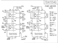 manual 2n3055 power amp schematics