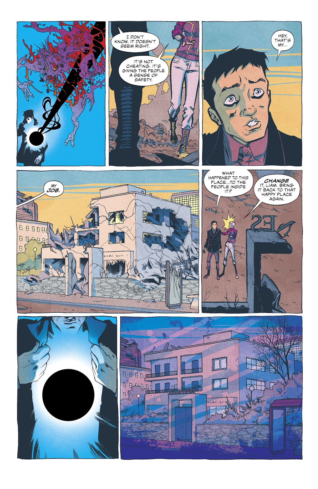 Collapser issue 4 - Page 21