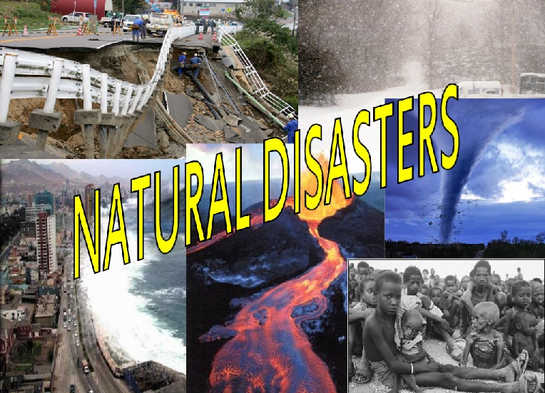 Medicine is Essence to Health: Day 7: It's All About Disaster