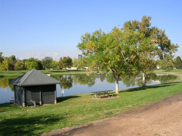 Denver  Colorado Parks Garland Park