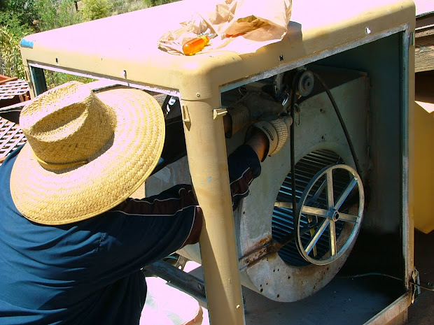 Motorized Floating Cooler - Year of Clean Water