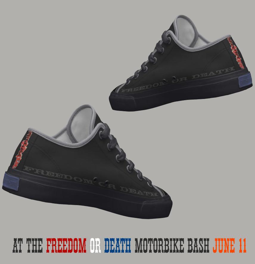 win these sneakers! bikerMetric swag! - bikerMetric