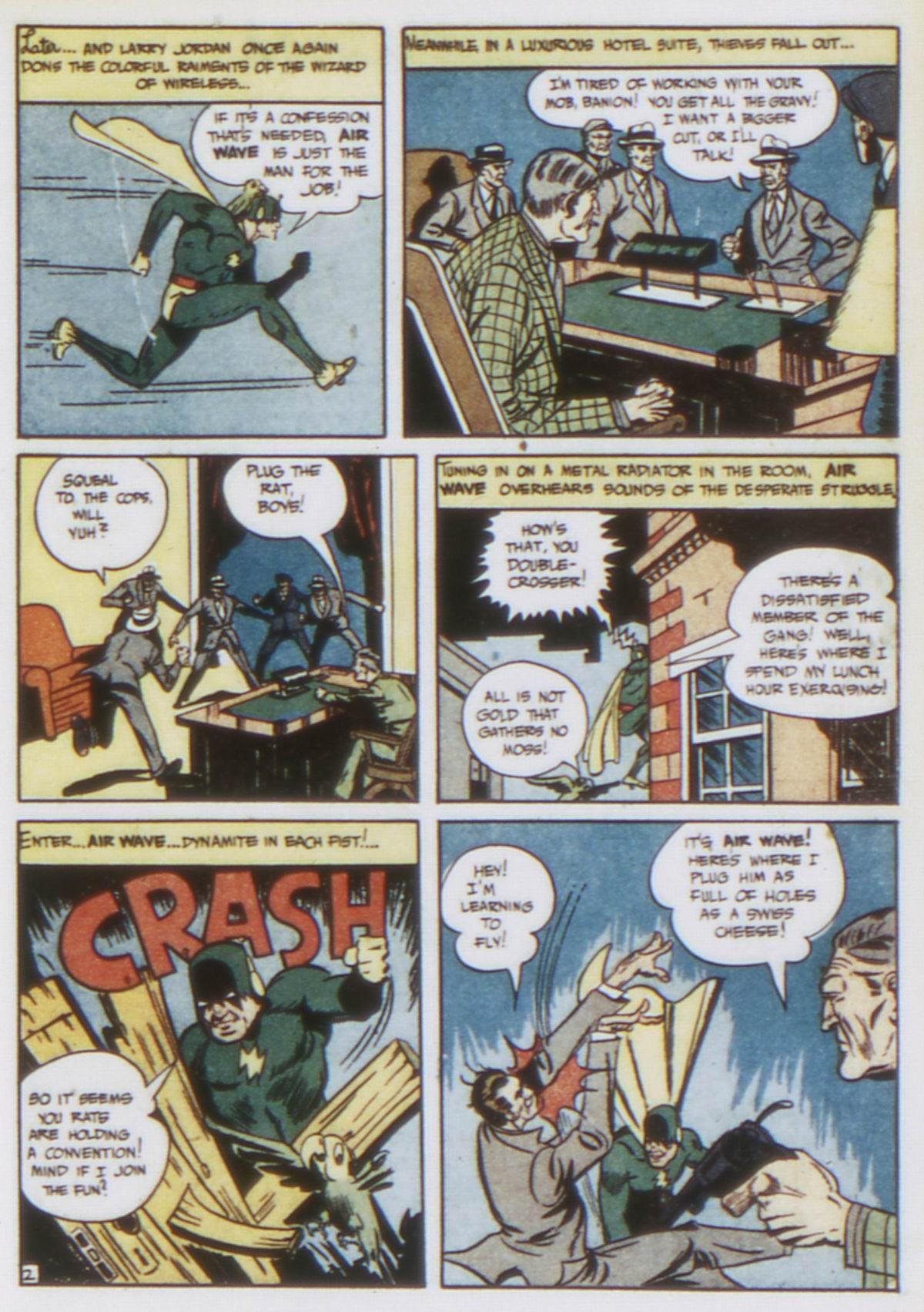Read online Detective Comics (1937) comic -  Issue #75 - 51