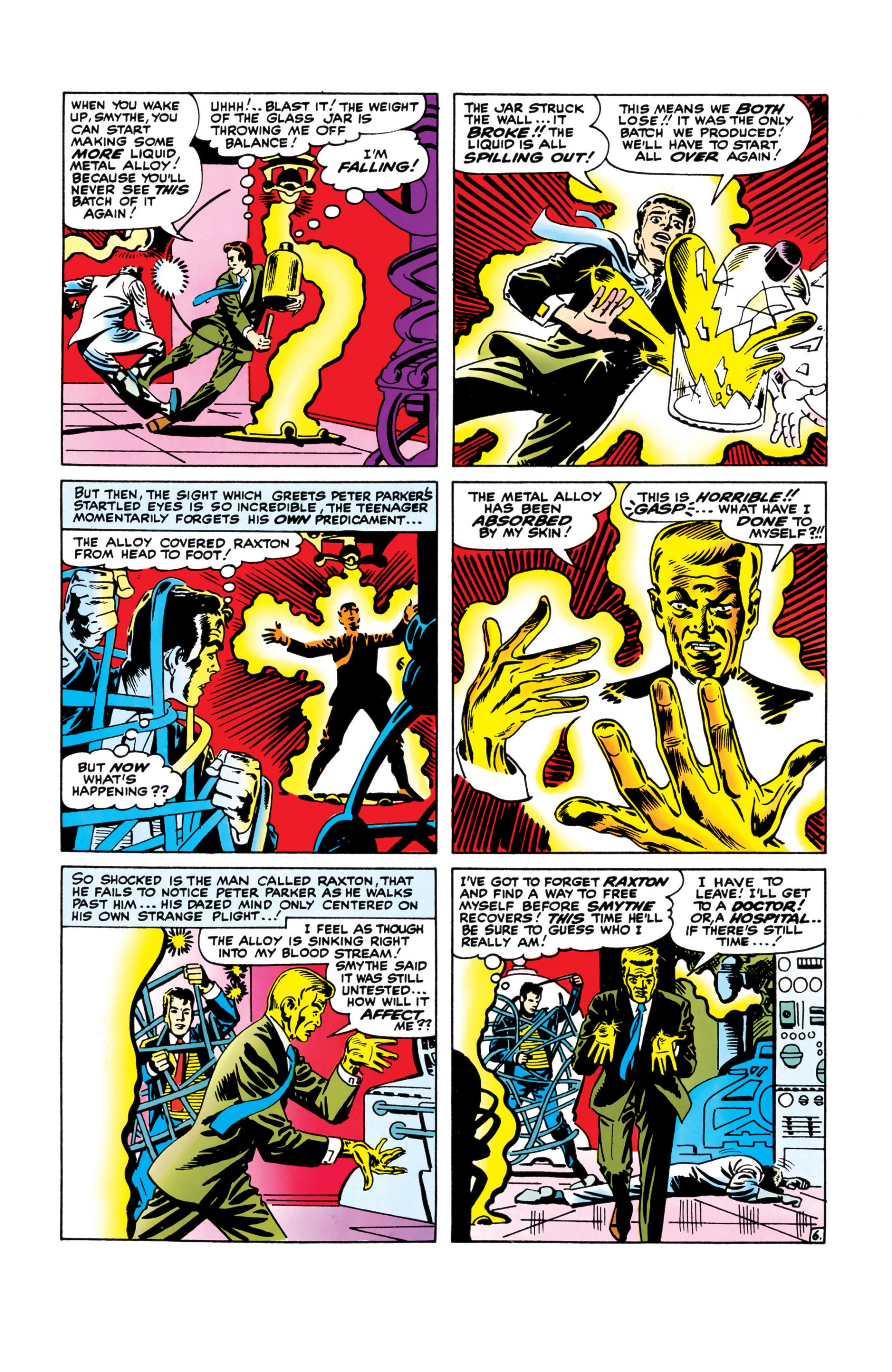 The Amazing Spider-Man (1963) 28 Page 6