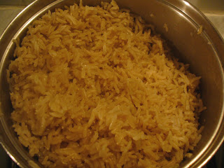 perfect fluffy boiled rice