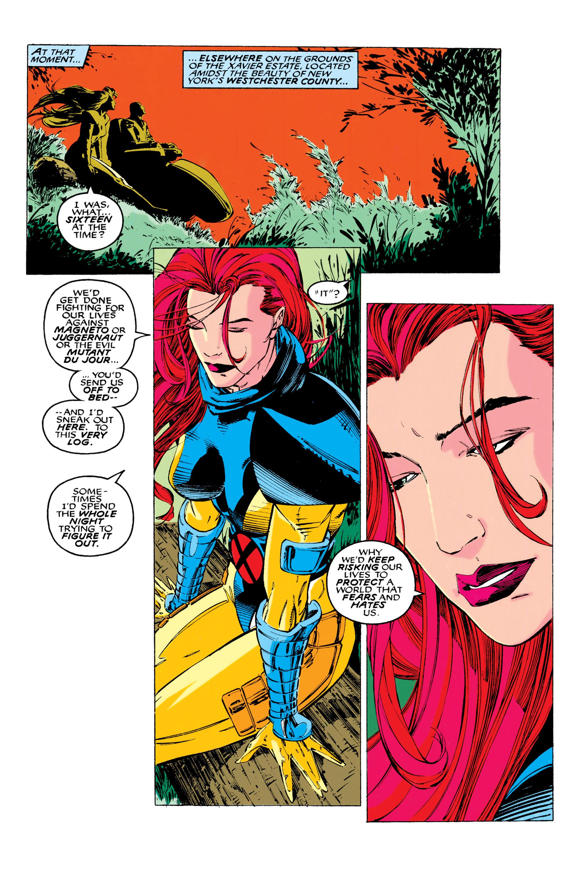 Read online Uncanny X-Men (1963) comic -  Issue #289 - 5