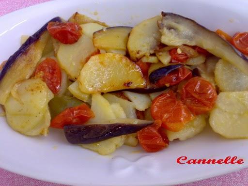 Semplicemente insieme verdure miste alla calabrese for Semplicemente me facebook