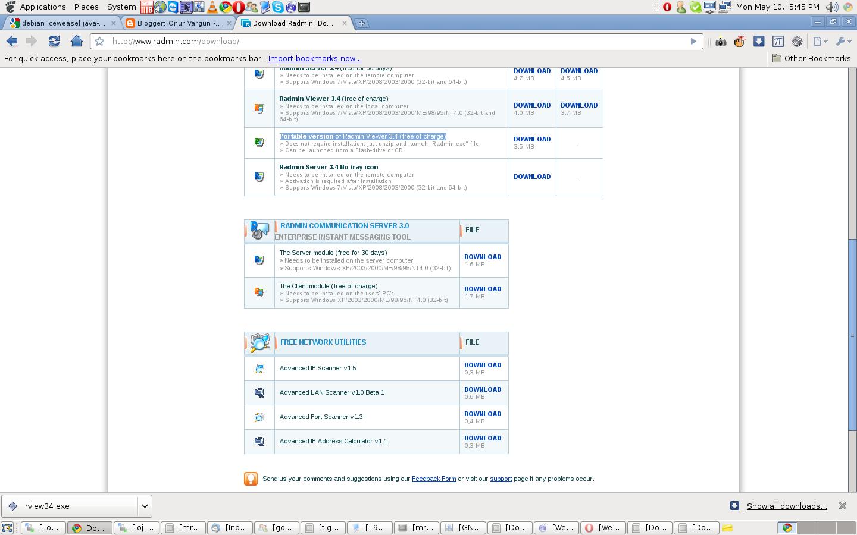 Apachenin Ubuntu ve Windows üzerine kurulması