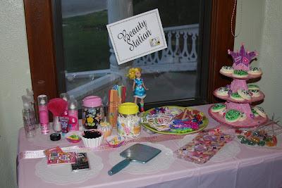 Trendy Treehouse Pajama Birthday Party