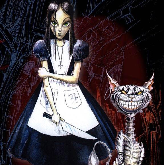 Alice skary